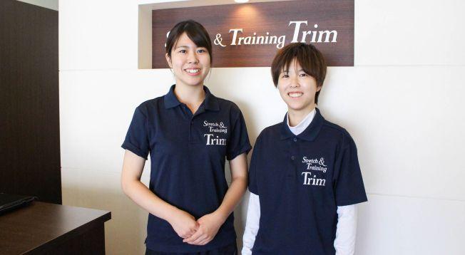 ストレッチアンドトレーニング トリム 福岡平尾