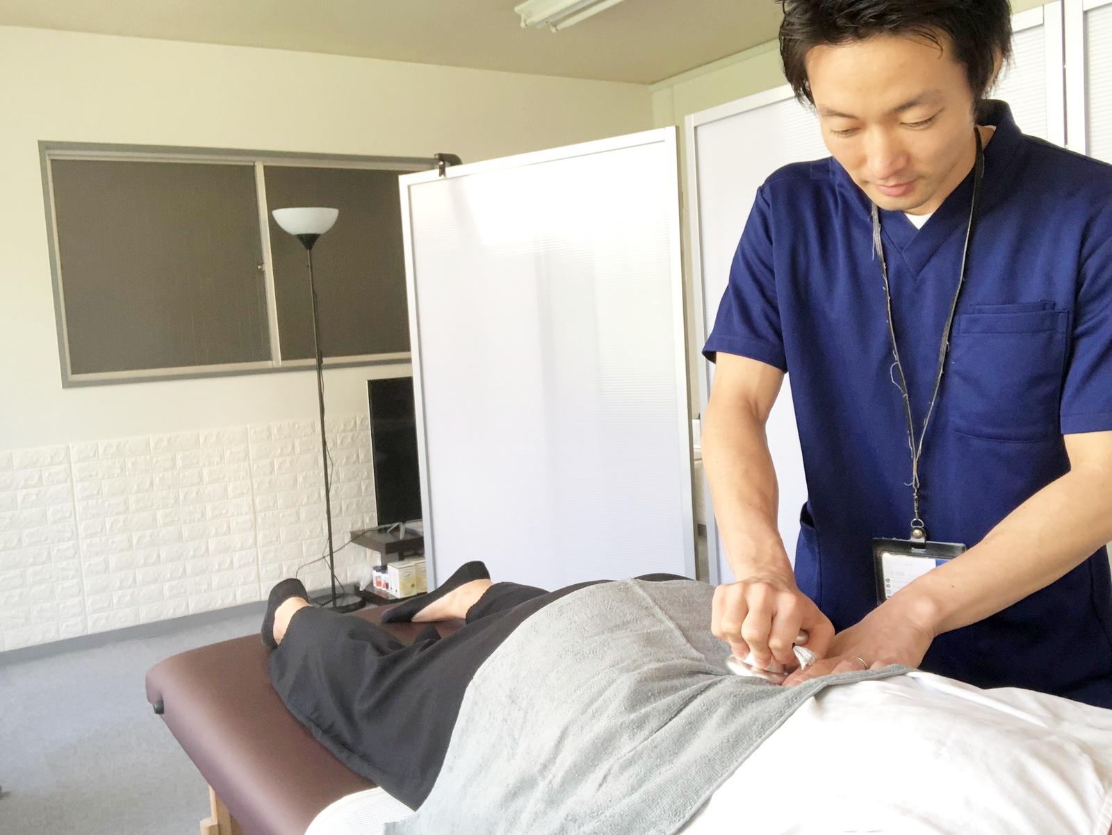 ◆身体の細胞から変化させ、血流を高めることで身体の変化を感じていただくことができる施術