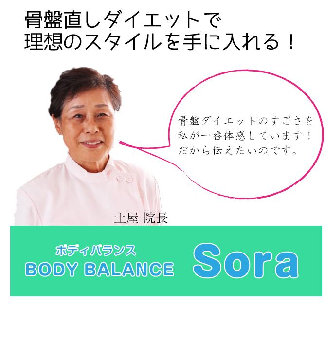 BODY BALANCE Sora(ボディバランスソラ)