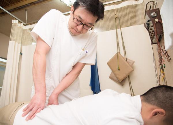 松が谷鍼灸接骨院